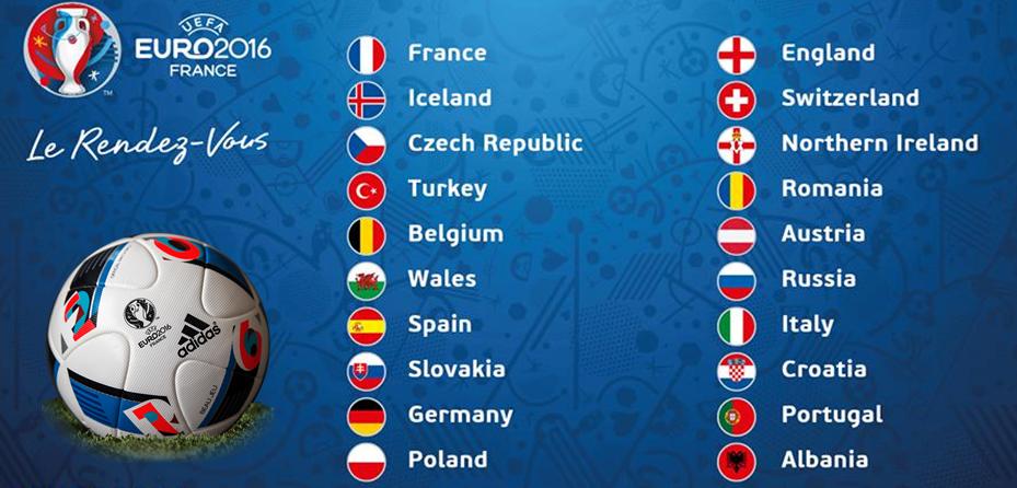 Euro 2016 sbobet